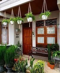 Dekorasi Teras Rumah Cantik